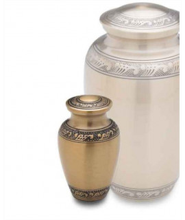 Keepsake Urns - GOLDEN INFINITY