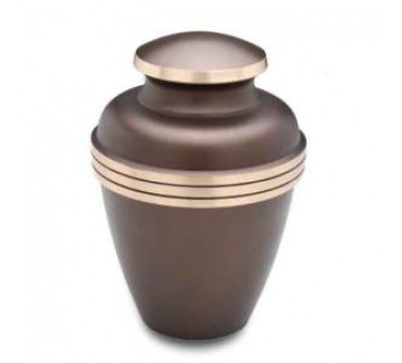 Funeral Urns - BROWN SATURN