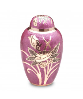 Funeral Urns - MAJESTIC PINK