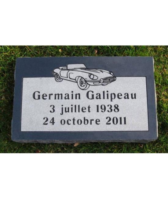 Granite Memorial Plaques #026