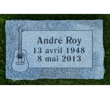 Granite Memorial Plaques #032