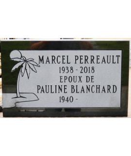 Granite Memorial Plaques #043
